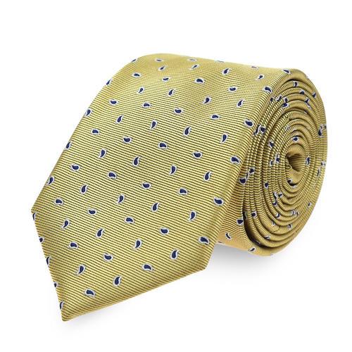 Tie - Narrow Zuti
