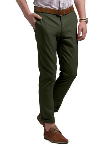 Chino Dark Green