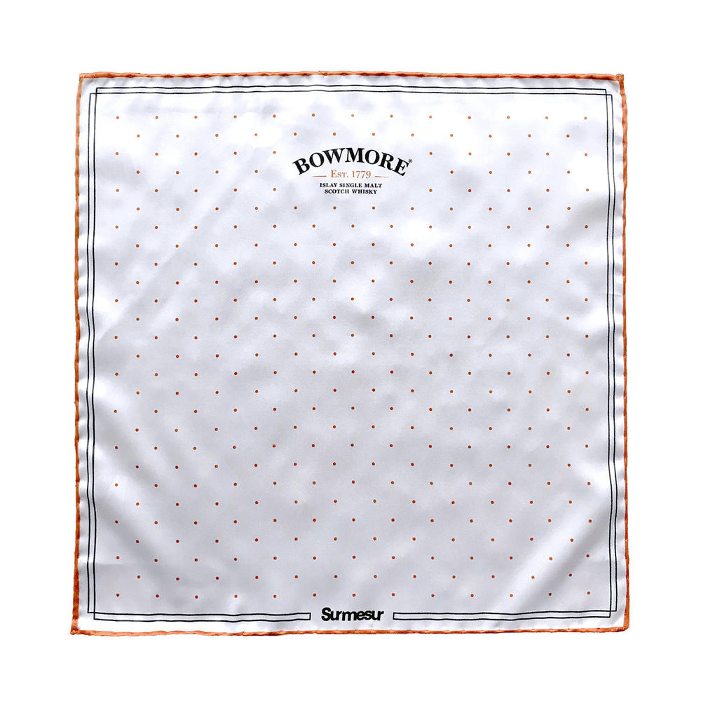Pocket squares Pocket square - Bowmore