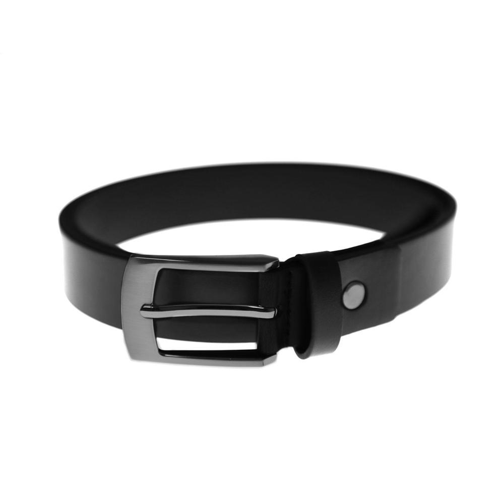 SALE - Belt Black belt - 115 cm