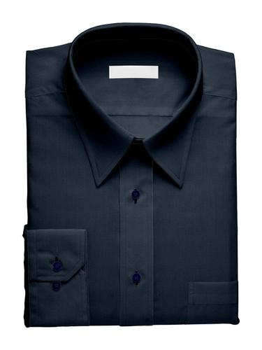Dress shirt Perfect navy - Gisele
