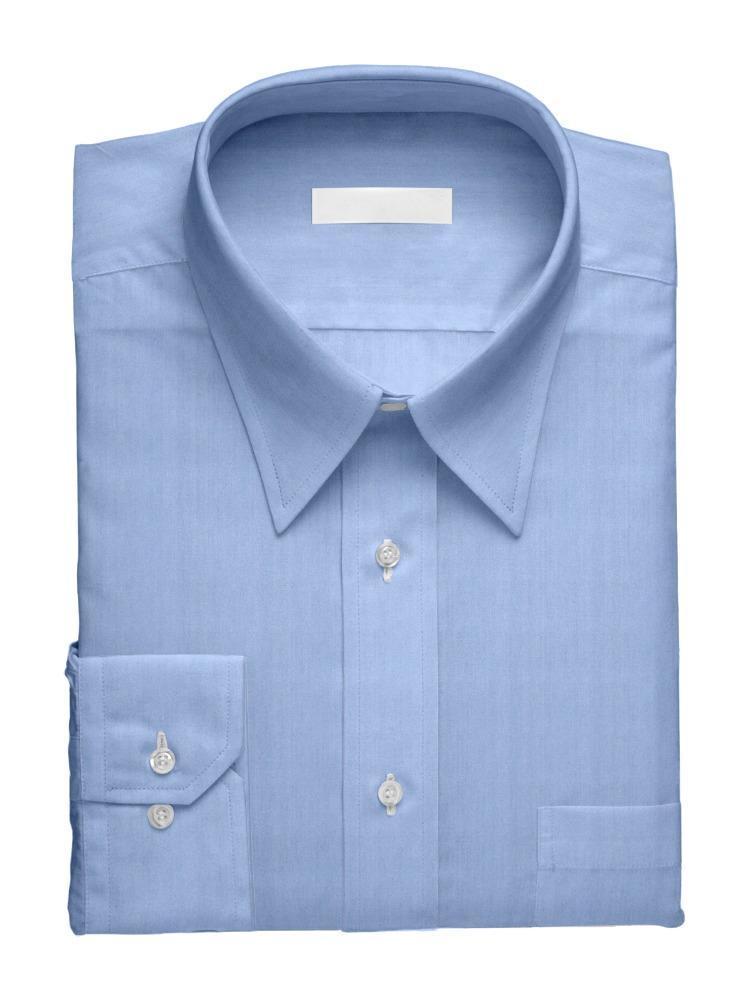 Chemise habillée Bleu luxueux - Simone