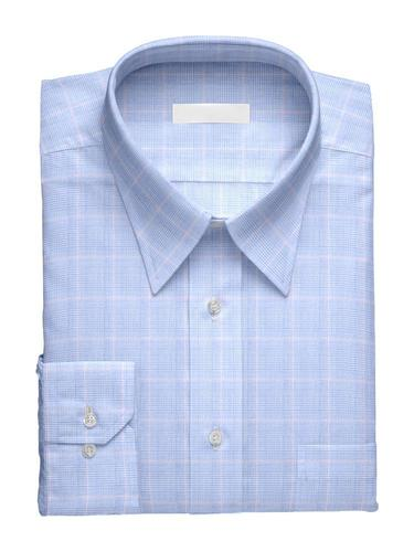 Dress shirt Blue Plaid - Alice