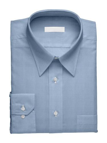 Dress shirt Blue Twill - Gisele