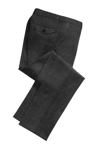 Trousers Grey William Flannel