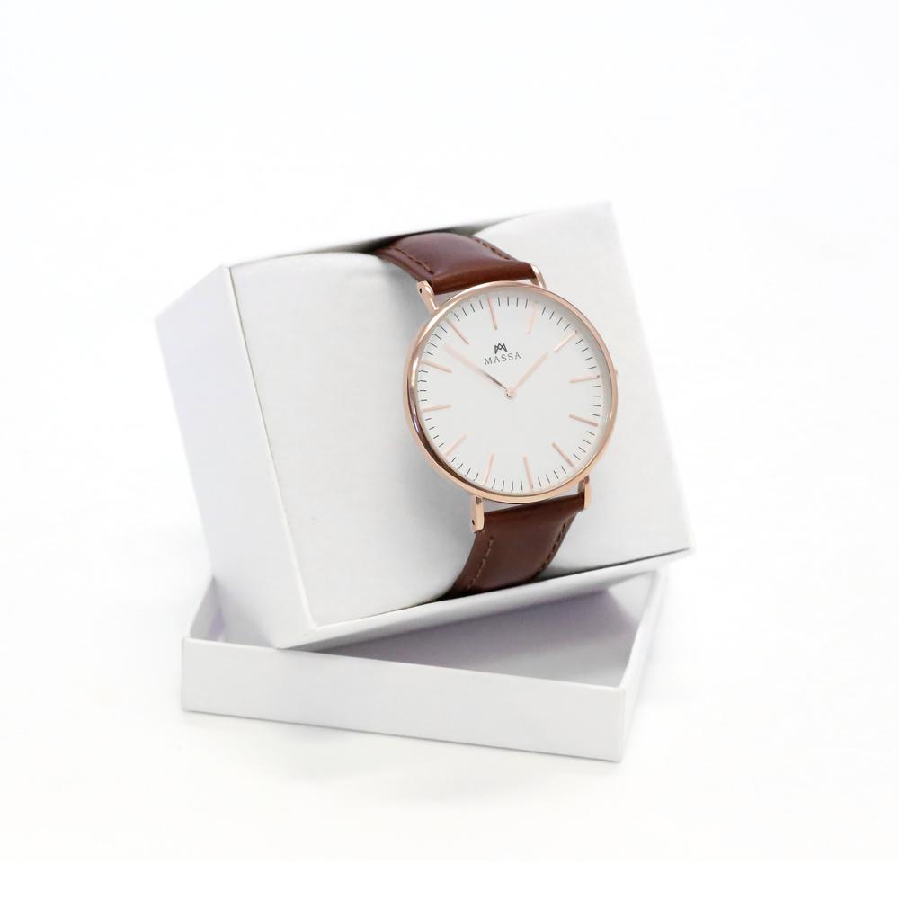 Watches Watch MASSA - Brown