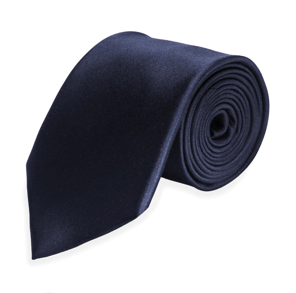 Tie - Regular Navy