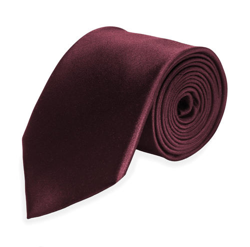 Tie - Regular Burgundy