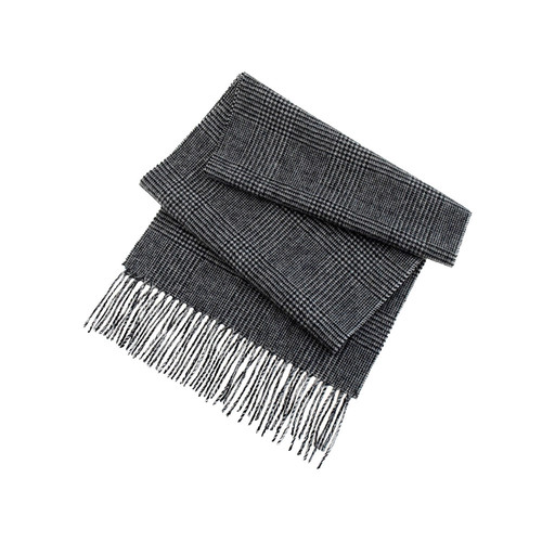 Scarves Scarf - Prince of Wales Charcoal