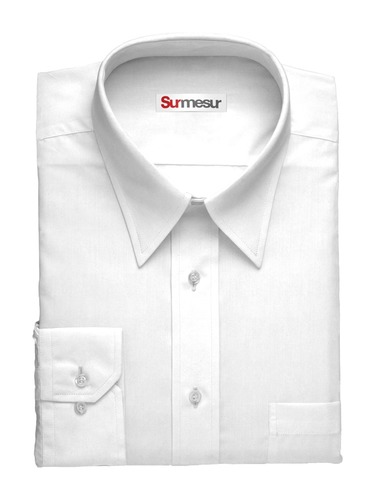 Dress shirt White as it can be