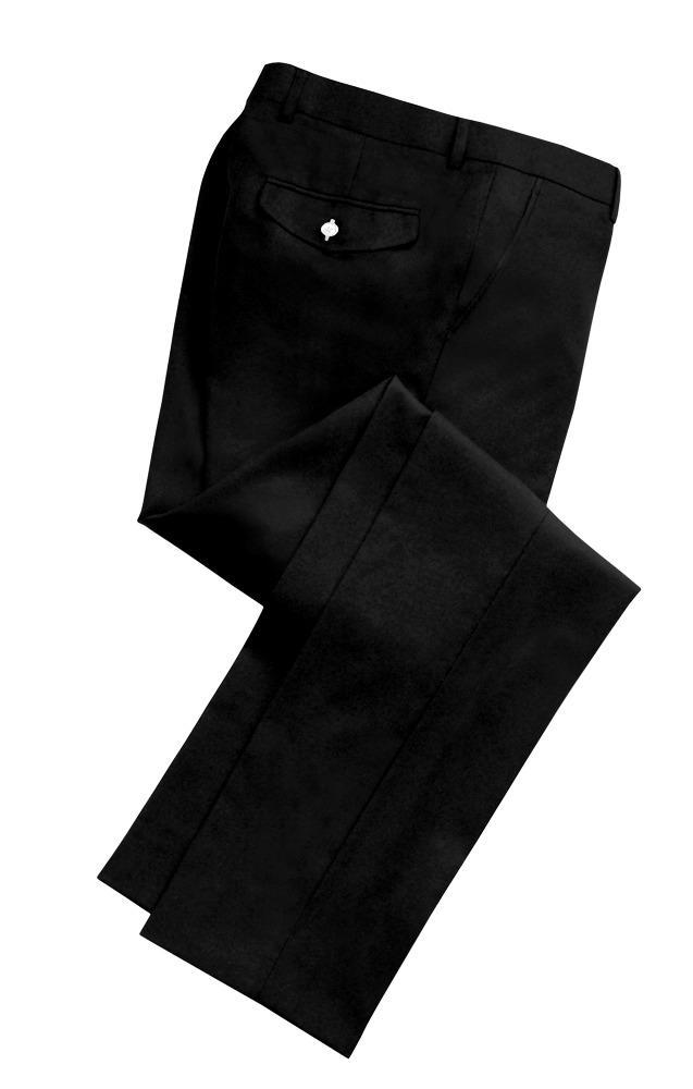 Trousers Essential Black