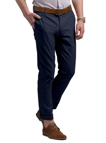 Chino Dark Blue - Darius Chinos