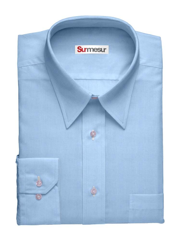 Dress shirt Feelin' Blue