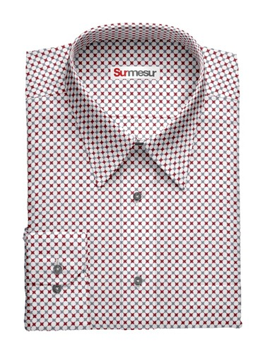 Dress shirt RED Star