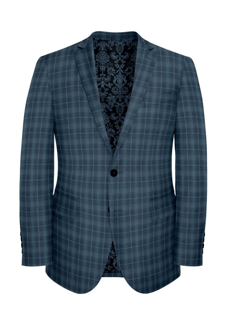 Sport jacket Bleu