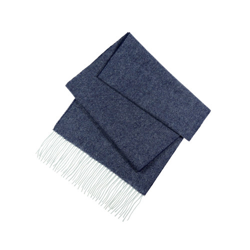Scarves Scarf - Herringbone Navy