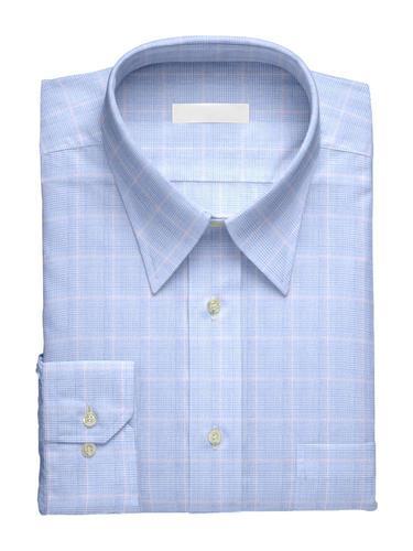Chemise habillée Carreaux bleus - Alice