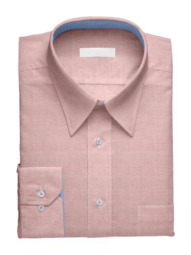 Chemise habillée Charlotte Rose avec Contraste