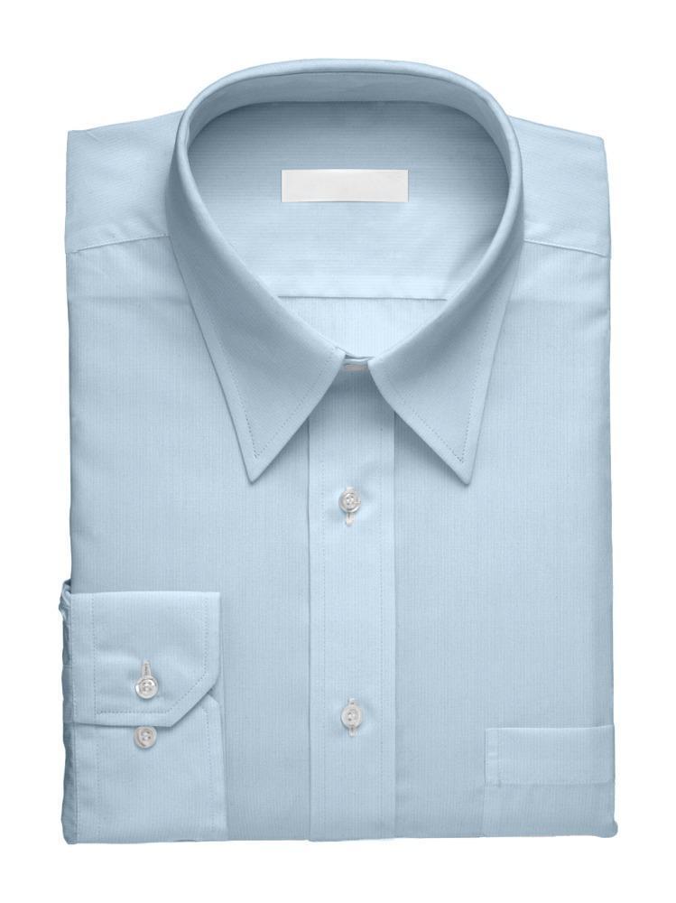 Chemise habillée Charlotte Bleu pâle