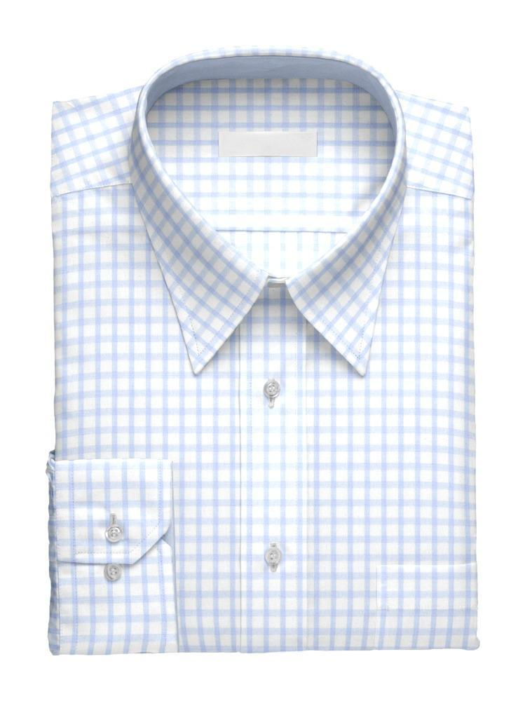 Dress shirt Gisele Check w/ Contrast