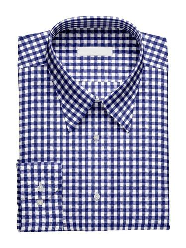 Sport shirt Blue Gingham - Alice