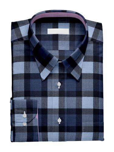 Sport shirt Harriet - Flannel w/ Contrast II