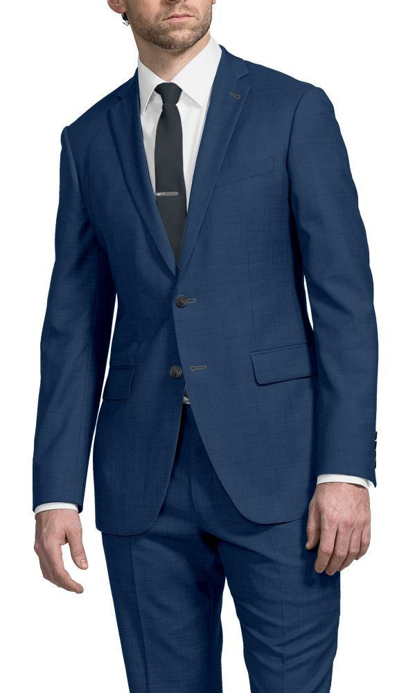 Suit Denim Blue - Georges