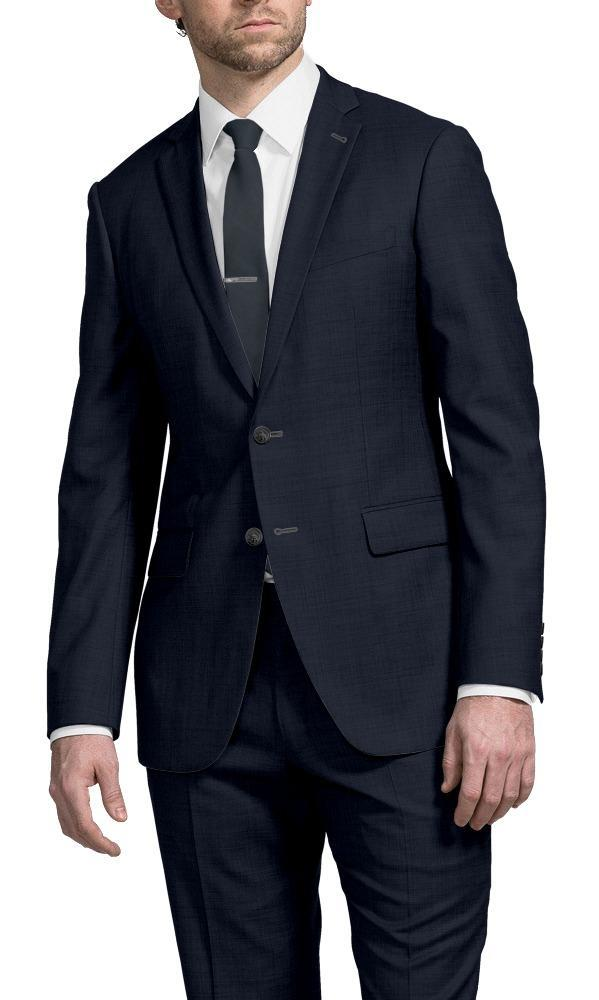Suit Dark Blue - Leonard