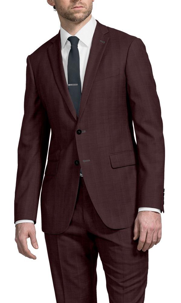 Suit Red Rum