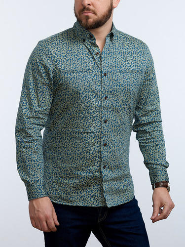 Sport shirt Floral - Evelyn