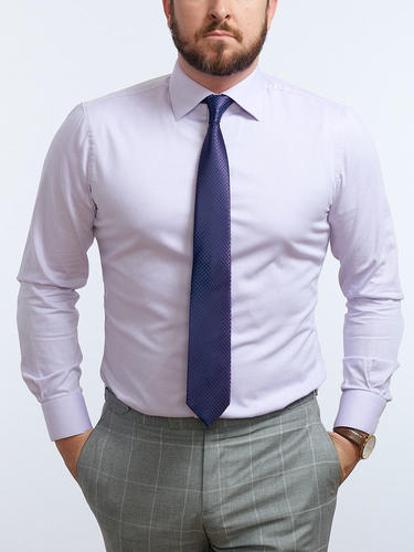 Dress shirt Lilac - Gisele