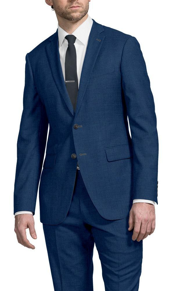 Suit Blue Spring - Hunter