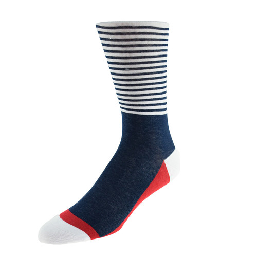 Socks Socks - Black and Red