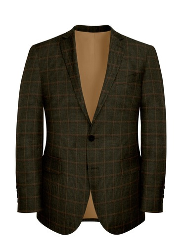 Veston Tweed Man