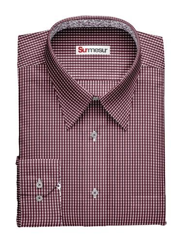 Dress shirt MicroGingham
