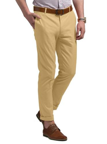 Chino Jaune Moutarde - Darius Chinos