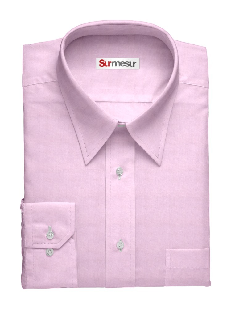 Chemise habillée The Pink Gauthier