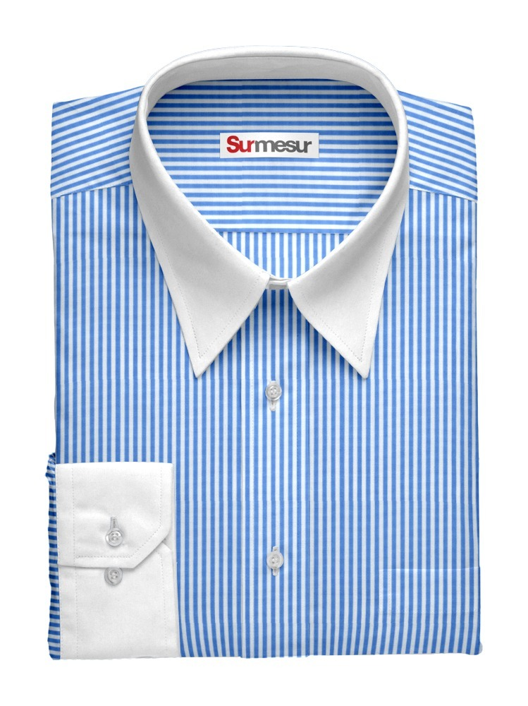 Dress shirt Banker Stripes