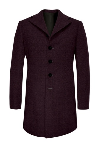 Overcoat Anshul Coat