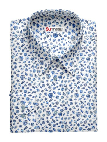 Dress shirt Coquilles Saint-Jacques