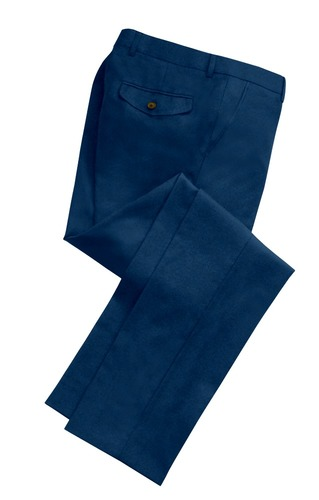 Trousers Deep Blue
