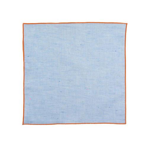 Mouchoirs de poche Mouchoir de poche - Lilium