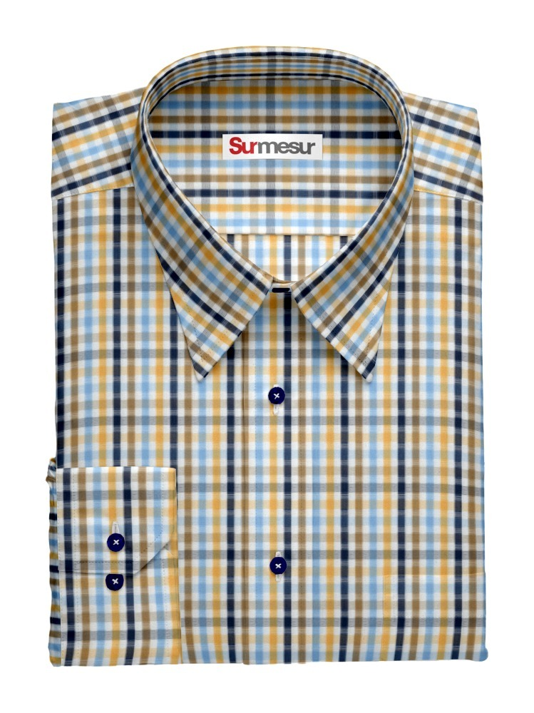 Dress shirt Testify