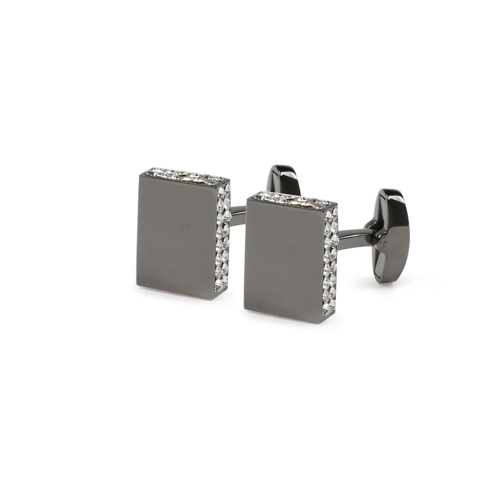 Hidden items Cufflinks - Rhinestone Cowboy