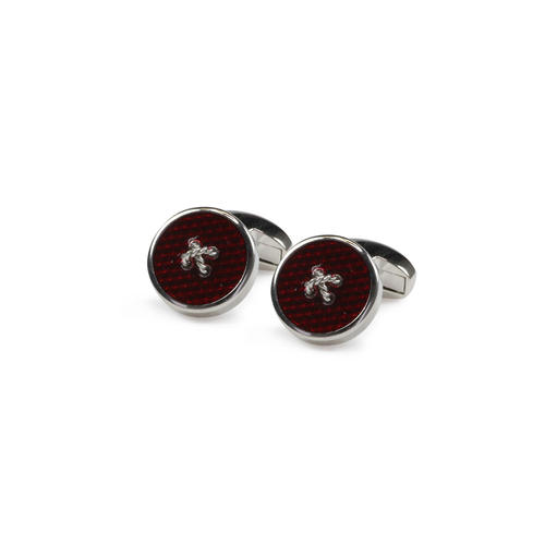 Cufflinks Cufflinks - Red Buttons