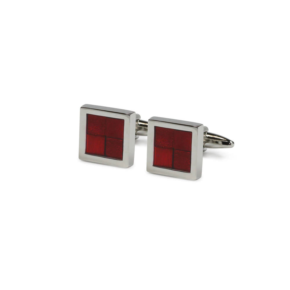 Cufflinks Cufflinks - Red Light