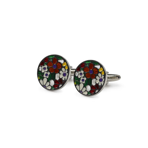 Cufflinks Cufflinks - Flower Power