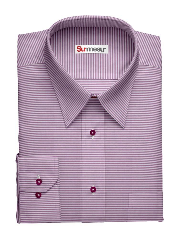 Chemise habillée La Barzanty