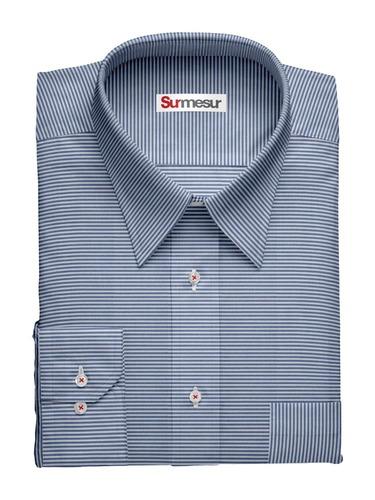 Sport shirt Barzanty Blue