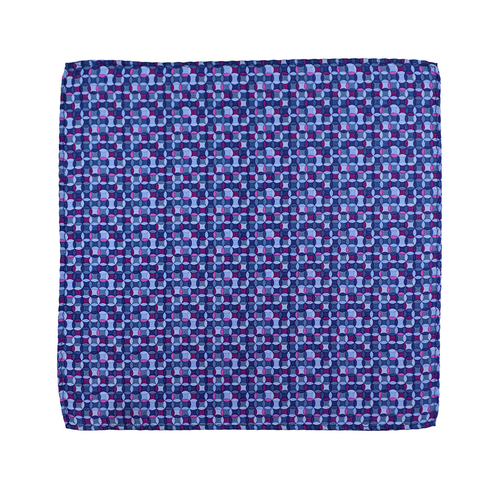 Prostate Cancer 2017 Pocket Square - Prostate 2016